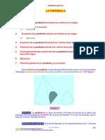 geometria analitica - parabola