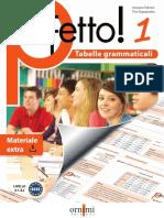 Tabelle Grammaticale PERF1 ORNIMI