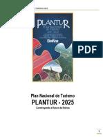 PLANTUR 2015 - 2025