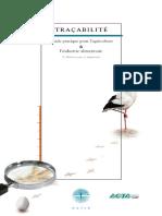 Actia Guide Tracabilite 2007-1