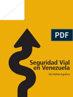 Libro Seguridad Vial en Venezuela Autor Elio Rafael Aguilera