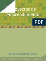 Proyectos de Emprendimiento