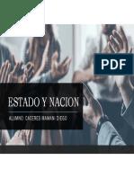 ESTADO Y NACION-CACERES MAMANI