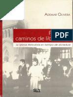 Iglesia Metodista en La Dictadura
