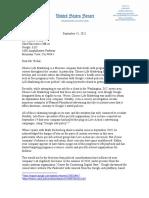 Josh Hawley Demands Google Explain Censorship Of Pro-Life Ads