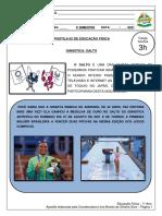 ED. FÍSICA 1º Ano - Ap02 - 3º B