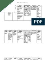 Modelo de planificación desde el 15 al 26 de junio