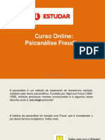 Psicanálise Freudiana- Apostila 1