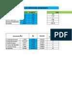 Calculo Unifilar - Excel