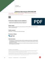 M2i Formation – CAT-CABL – CATIA - Systèmes électriques EHI EHA EHF