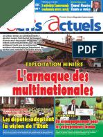 DEFIS ACTUELS 587