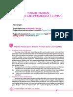 Tugas Kelompok Mapel PPL