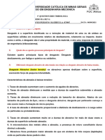 Lista 3 - Gustavo Chaves Peixoto