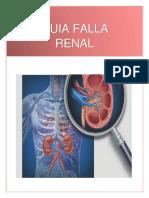 Guia Falla renal y hepatica