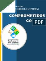Pdm Alcaldia de San Bernardo 2020 2023