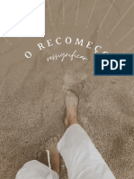 O+Recomeco+ +Ressignificar