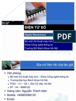 Dien tu so - DHBK Ha Noi