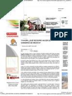 04-04-11 Y ahora que decidira hacer el gobierno de Mexico
