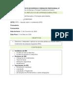 UFCD 0575