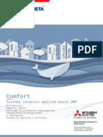 Catalogo COMFORT Sistemi Idronici Applied a Basso GWP 4487