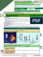 3° CyT-SESIÓN N°13-ACTIVIDAD N° 6 -  Indagamos el equilibrio termico corporal - 7 de setiembre