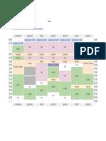 Cronograma de Estudos - Versão Planilha _ MundoEdu - HOJE