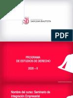 SESION 5 CASOS DE SOCIEDADES DE UN SOLO ACCIONISTAS
