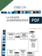 La Théorie Audio