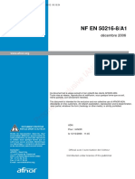 NF EN 50216-8 A1 - 2006