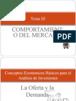 III Comp or Tame Into Del Mercado