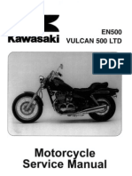 Kawasaki EN500