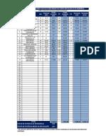 ANEXO I - Quadro de Cargas para Cálculo Preliminar Carga Instalada_rev04