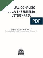 Manual Completo de La Enfermeria Veterinaria 2