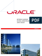 Oracle Final