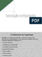 Fundamentos de Ergo design