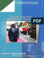 Togo - Rapport socio politique 2005 a 2015