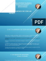 Los 7 Saberes de Edgar Morin