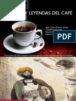 06. Historias y leyendas del café (Presentación) autor Carlos A. Flores Ortega