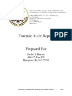 012011Hemric4484 Forensic Audit