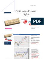 Gold looks to new highs (ig)