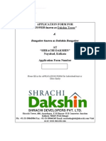 Shrachi_Dakshin_Application_Form