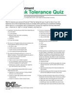 03 Risk Tolerance Quiz