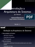 introduoaarquiteturadesistemas-100818131112-phpapp02