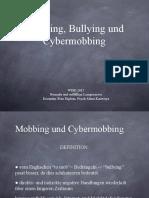 Mobbing, Bullying und Cybermobbing