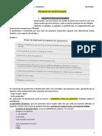 11Rº-TÉCNICAS DE INVESTIGAÇÃO