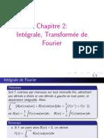Cours Transformée de Fourier