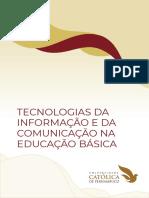 Tecnologias da Informação e da Comunicação na Educação Básica U1