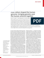 Laland et al 2010 - How Culture Shaped the Human Genome