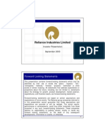D525RIL-InvestorsPresentationatCLSAConf-Sept03