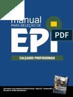 Manual Para Selecao de EPIs_CALÇADOS
